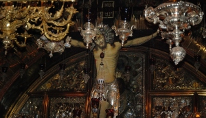 The Church of the Holy Sepulcher, Jerusalem, Israel