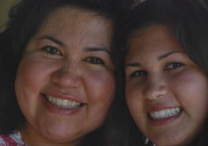 Mother Maria and Daughter Sarah